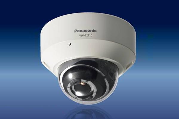 屋内対応HDドームネットワークカメラ